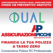 ASSICURAZIONI PICCHI E DUAL ASSICURAZIONI Convenzione Polizze RC Professionale